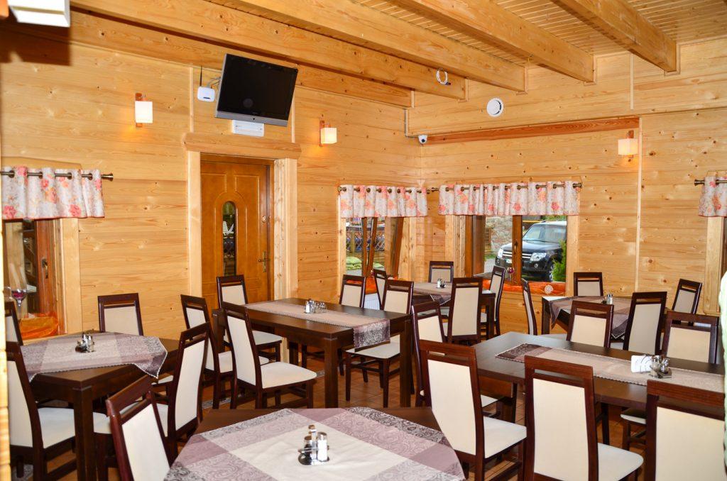 Restauracja Ranczo Boguszewiec